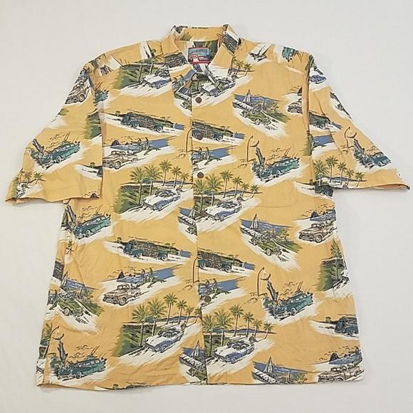 6157d5c5 reyn spooner Shirts | Joe Kealohas Hawaiian Shirt | Poshmark